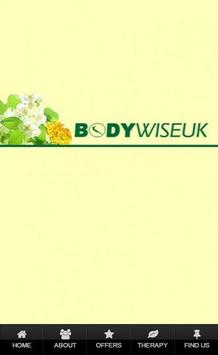 Body Wise UK poster