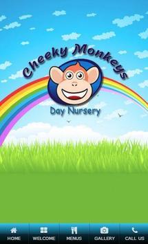 Cheeky Monkeys Prestwich poster