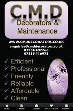 CMD Decorators poster