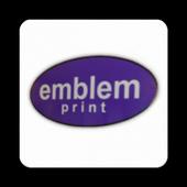 Emblem Print icon