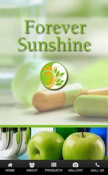 Forever Sunshine poster