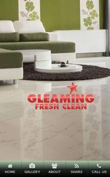 Gleaming Fresh Clean Domestic poster