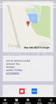 Leyland Valeting Centre screenshot 1