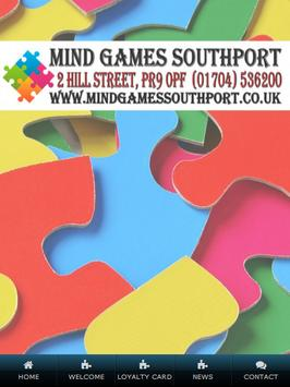 Mind Games Southport poster