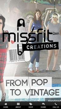 MissFit Creations poster