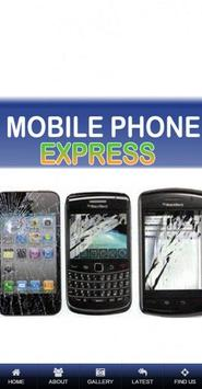Mobile Phone Express poster
