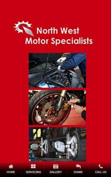 North West Motor Specialists poster
