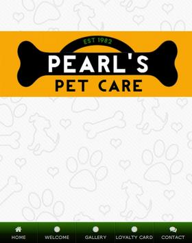 Pearls Pet Care poster