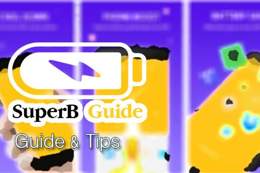 Free SuperB Cleaner Guide poster