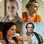 Orange, New Black! Guess the characters! icon