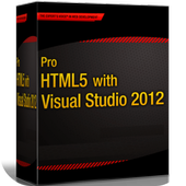 Pro HTML5 with Visual Studio 2012 - FreePdfBook icon