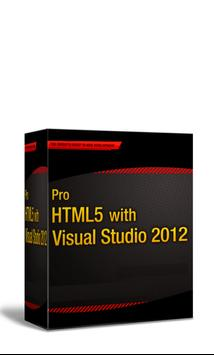 Pro HTML5 with Visual Studio 2012 - FreePdfBook poster