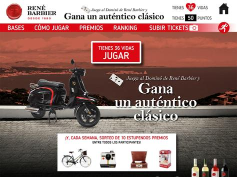 DOMINÓ RENÉ BARBIER screenshot 2