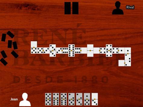 DOMINÓ RENÉ BARBIER screenshot 3