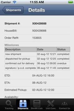 Mach 1 Global Services apk screenshot