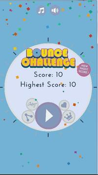 Bounce challenge apk screenshot