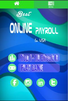 Fresh® - Online Payroll in Usa poster