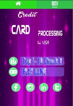FD® Credit Card Processing Usa apk screenshot