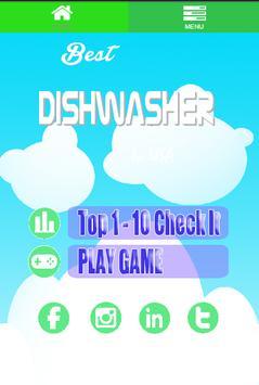 FreshDev® - Dishwasher in Usa poster