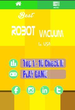 FreshD® - Robot Vacuum in Usa poster