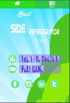 Side-by-Side Refrigerator Usa apk screenshot