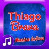 Thiago Brava Music Lyric icon