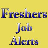 Freshers Job Alerts India icon