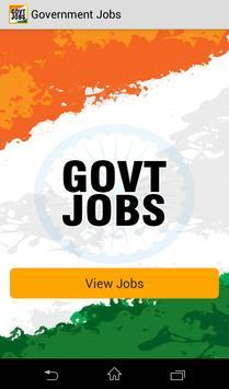 Govt Jobs Sarkari Naukri - FW poster