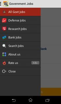 Govt Jobs Sarkari Naukri - FW screenshot 8