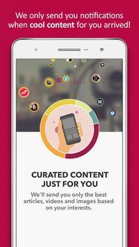 FreshFeed: Trending Content apk screenshot