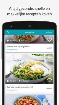 MaaltijdMatch recepten: gezond, lekker & snel poster