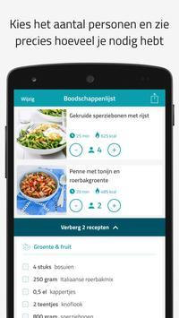 MaaltijdMatch recepten: gezond, lekker & snel apk screenshot