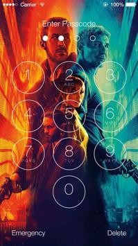 Blade Runner 2049 Lock Screen screenshot 1