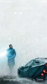 Blade Runner 2049 Lock Screen screenshot 2