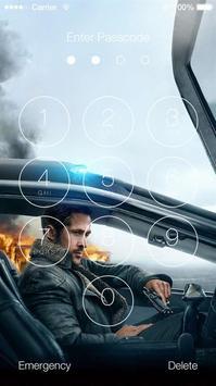 Blade Runner 2049 Lock Screen screenshot 4