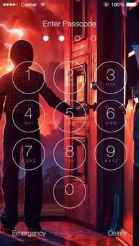 Stranger Things Lock Screen screenshot 3