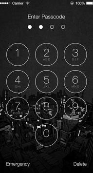 Persona 5 Lock Screen poster