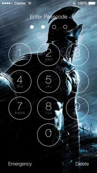 300: Rise of an Empire Lock Screen screenshot 4