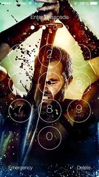 300: Rise of an Empire Lock Screen poster