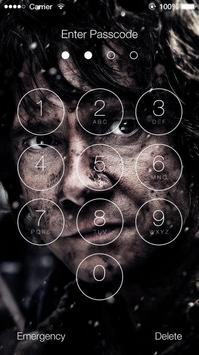 The Hobbit Lock Screen screenshot 3