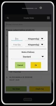 FreshOrders - Ordering is easy screenshot 4