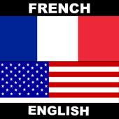 French English New Translator icon