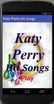Katy Perry Hit Songs poster
