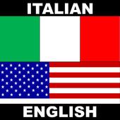 Italian English New Translator icon