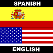 Spanish English New Translator icon
