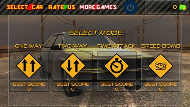 Speed Bomb Racing Highway screenshot 3