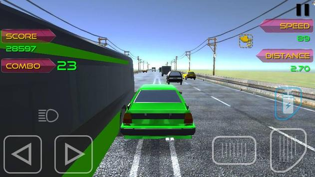 Speed Bomb Racing Highway screenshot 1