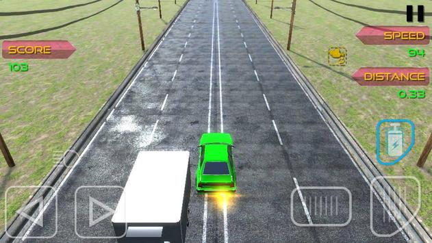 Speed Bomb Racing Highway screenshot 5