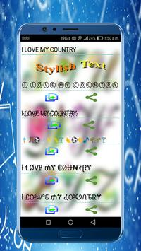 Stylish Text screenshot 2