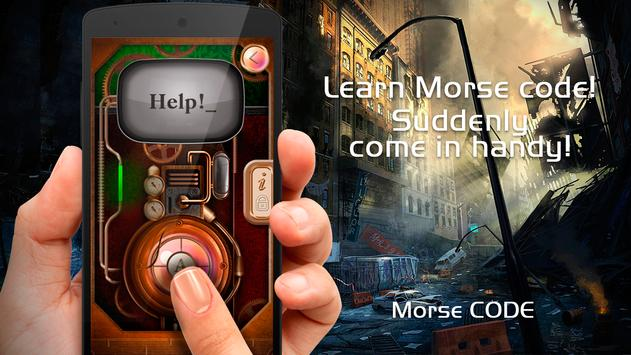 Morse Code: Messenger apk screenshot